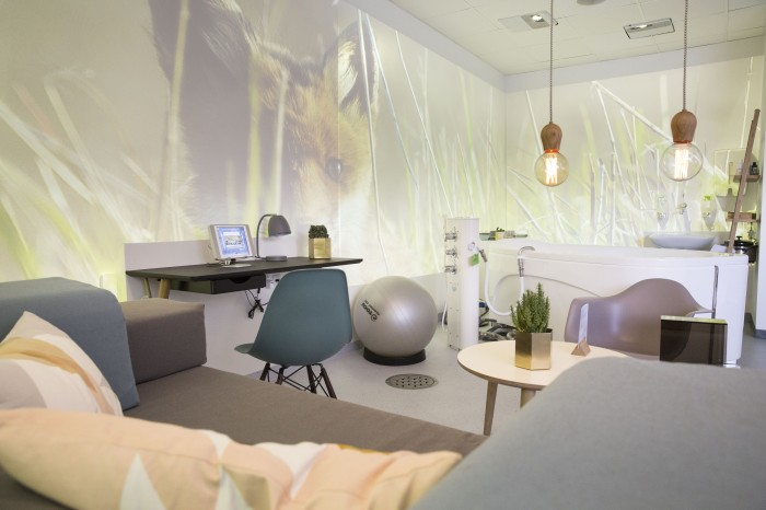 Delivery room of the future